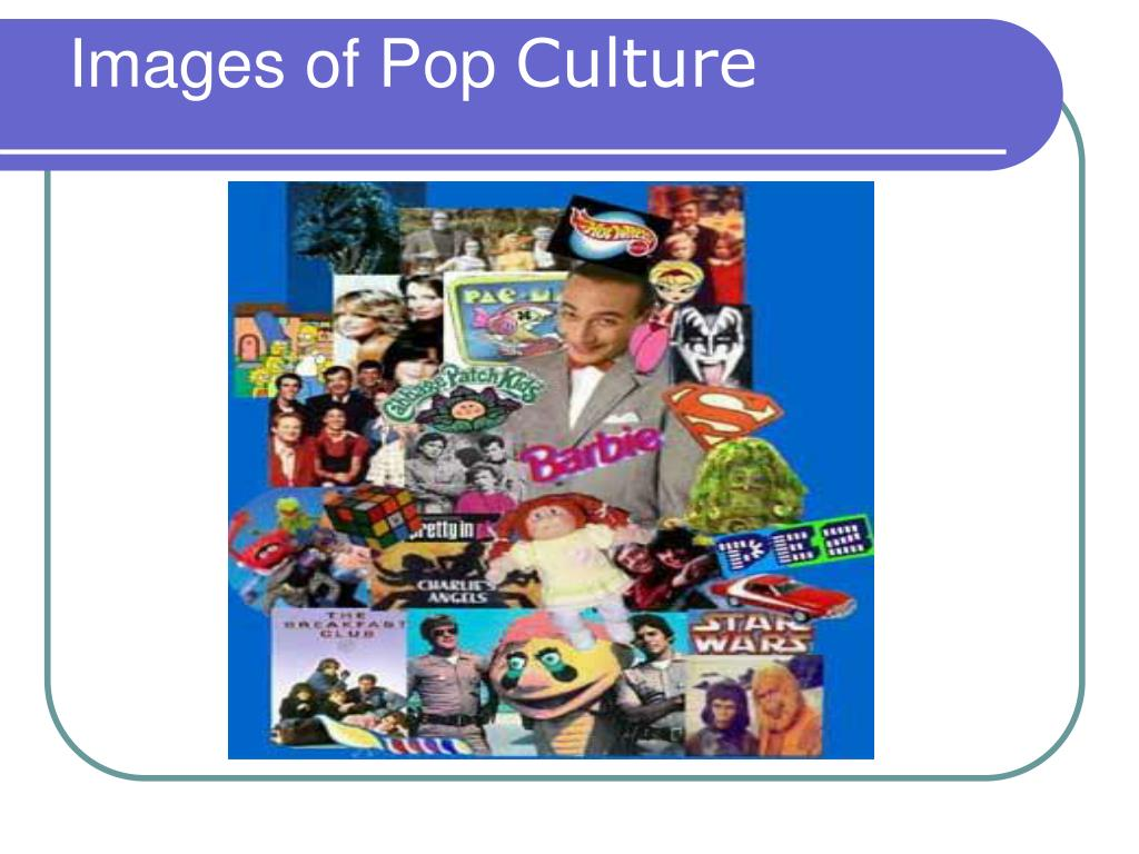 Images of Pop