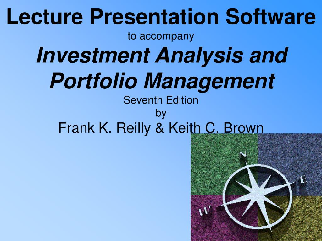 Lecture Presentation Software