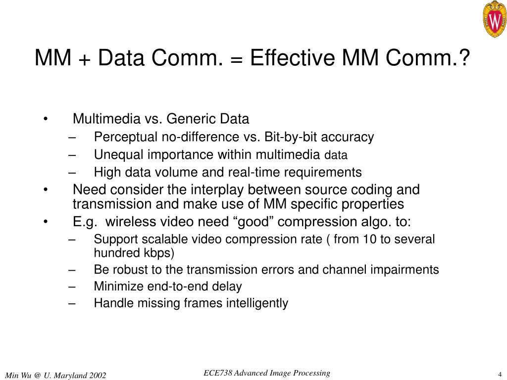 MM + Data Comm. = Effective MM Comm.?