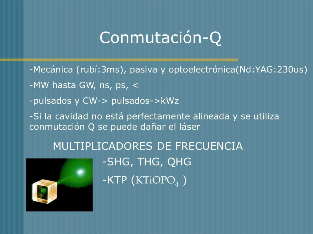 Conmutación-Q