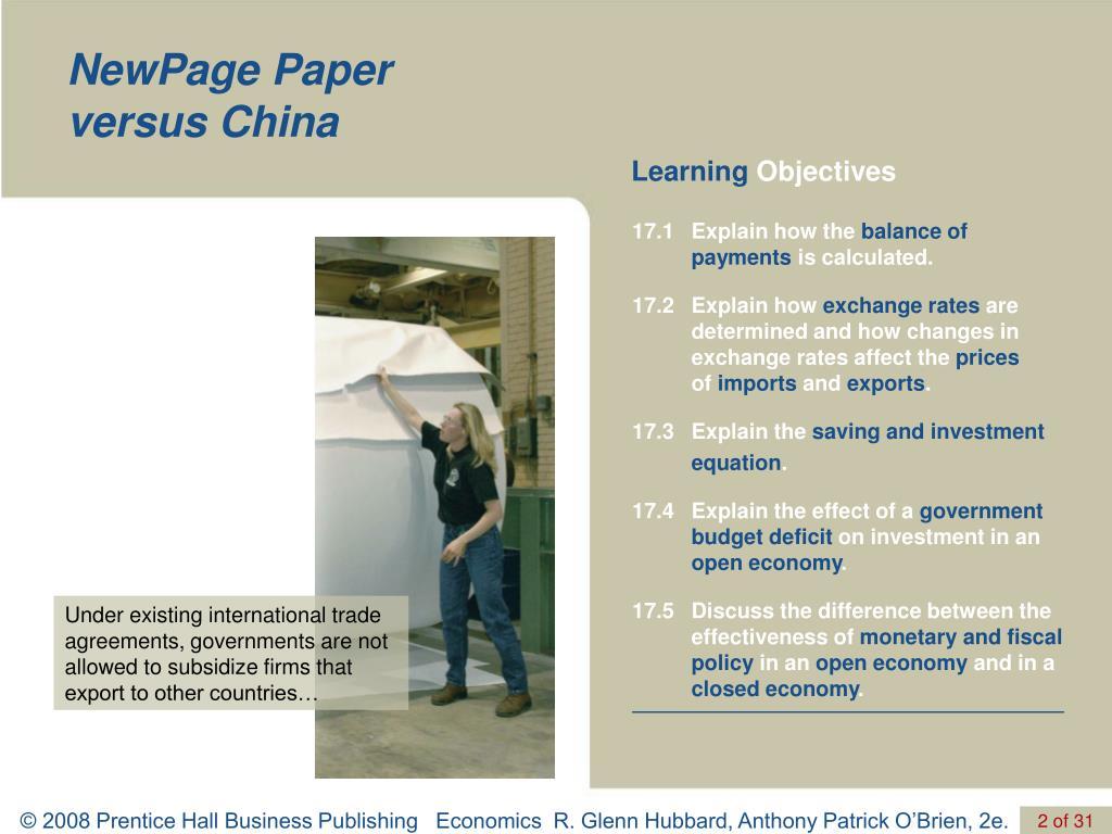 NewPage Paper