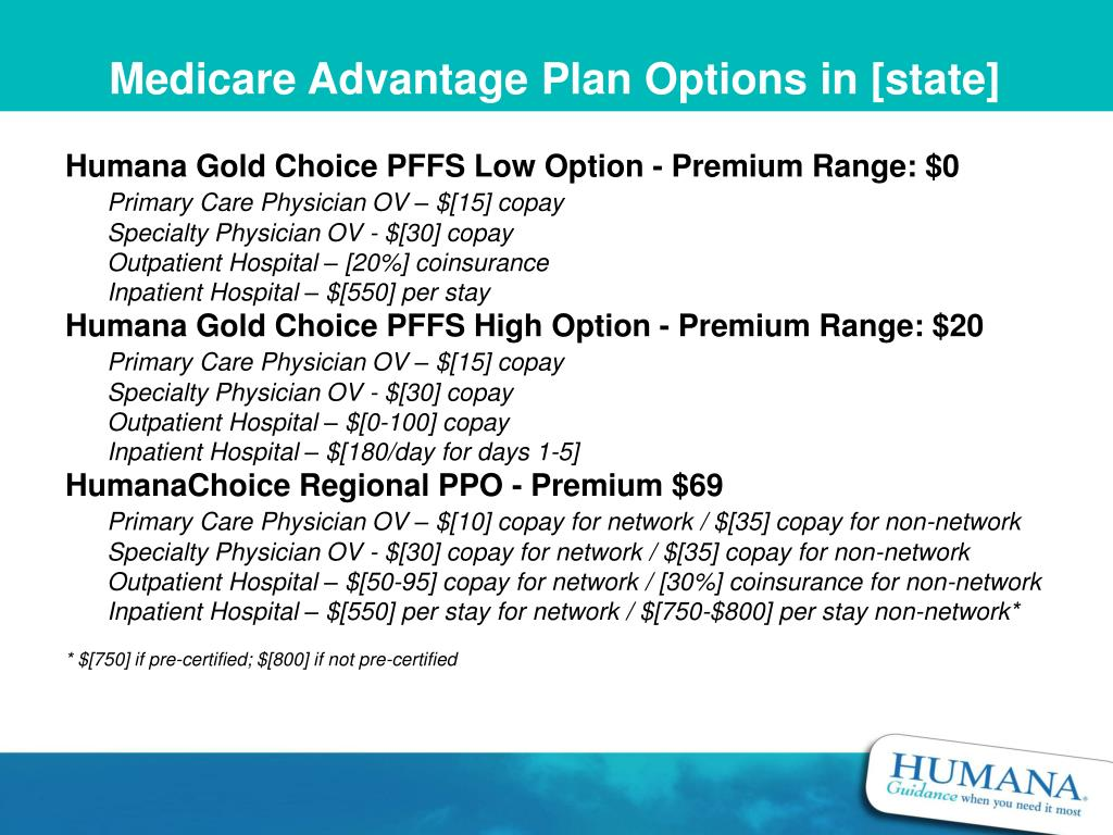 Medicare Advantage Plan Options in [state]