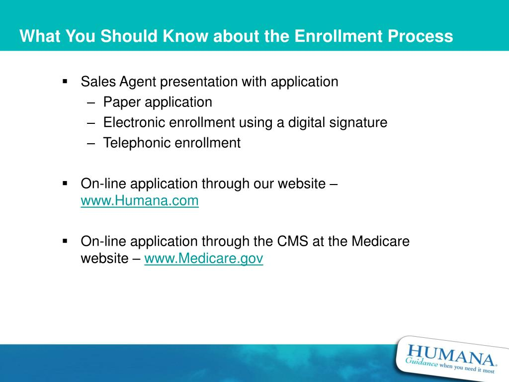 What You Should Know about the Enrollment Process