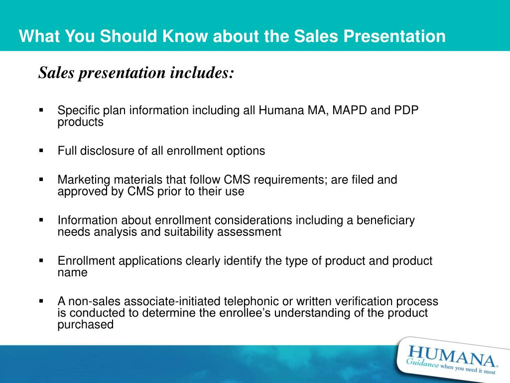 What You Should Know about the Sales Presentation