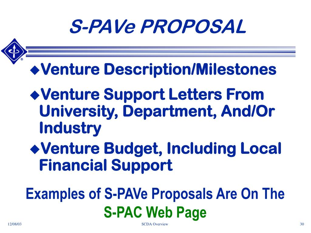 S-PAVe PROPOSAL