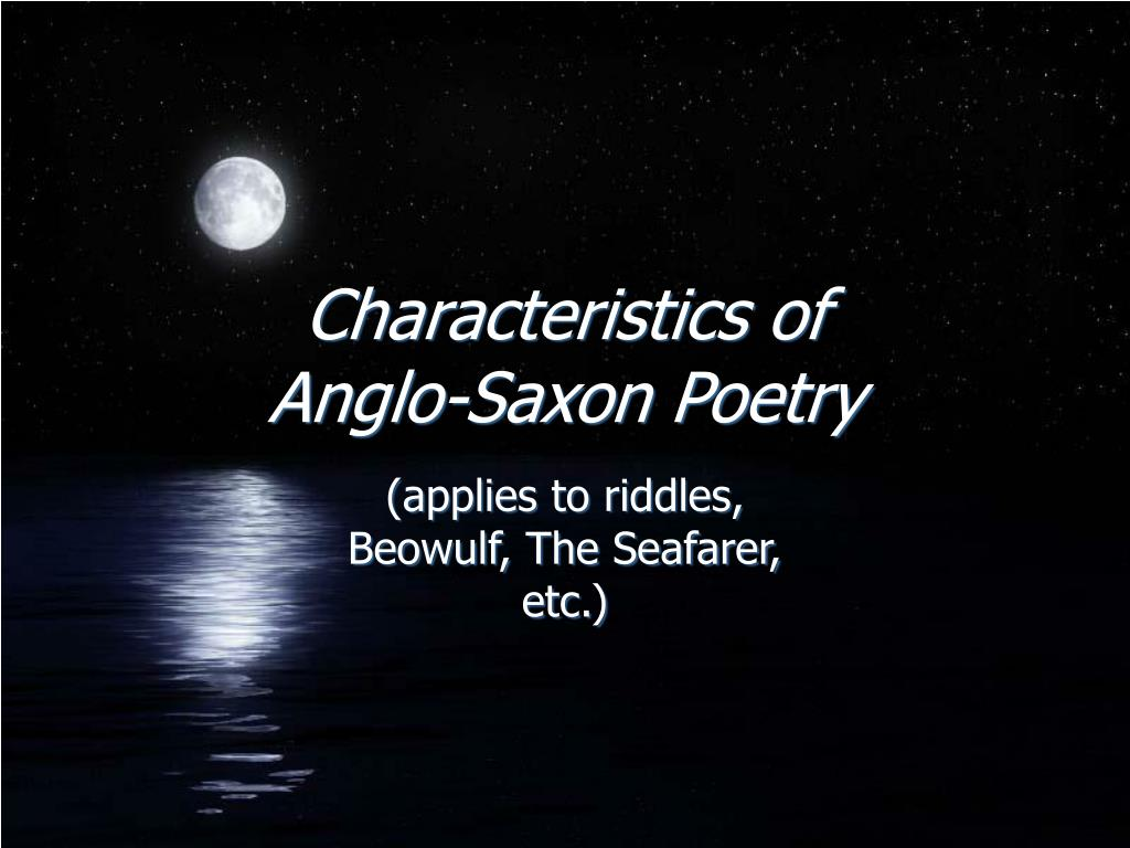 the lamentation of women in anglo saxon and middle english poetry