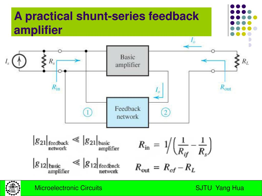 A practical shunt-series feedback amplifier