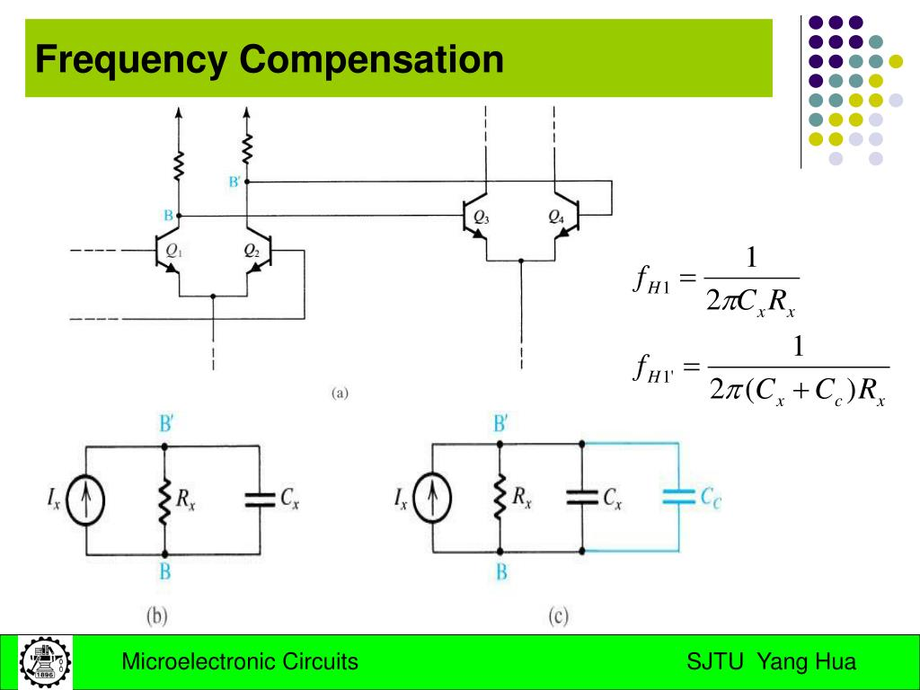 Frequency Compensation