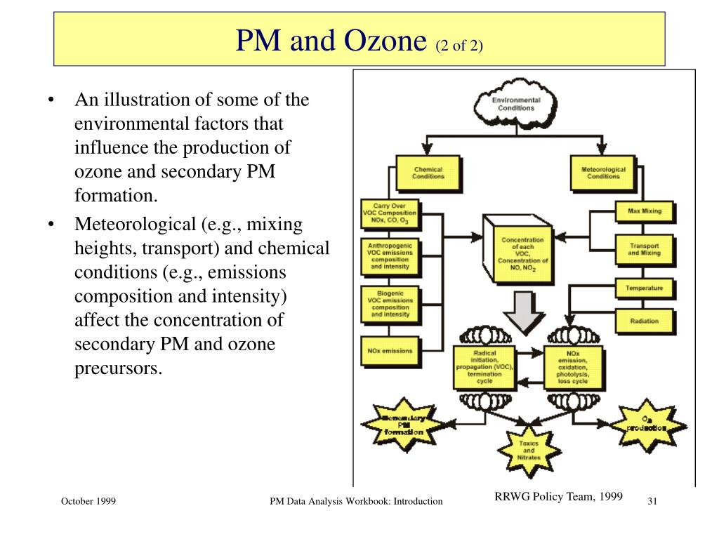 PM and Ozone