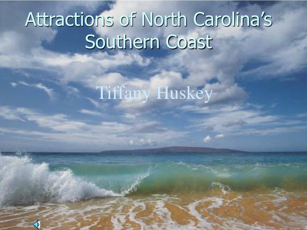 attractions of north carolina s southern coast