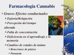 farmacolog a cannabis