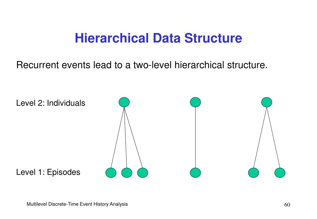 Hierarchical Data Structure