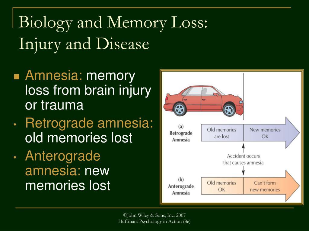 Amnesia: