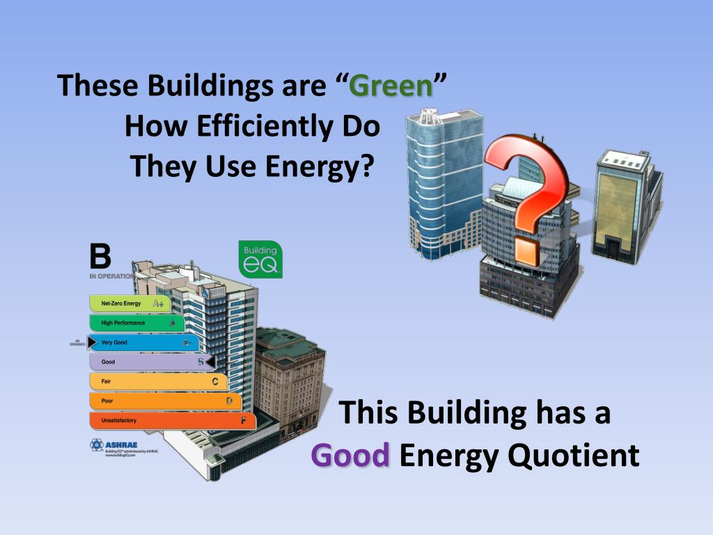"""These Buildings are """""""