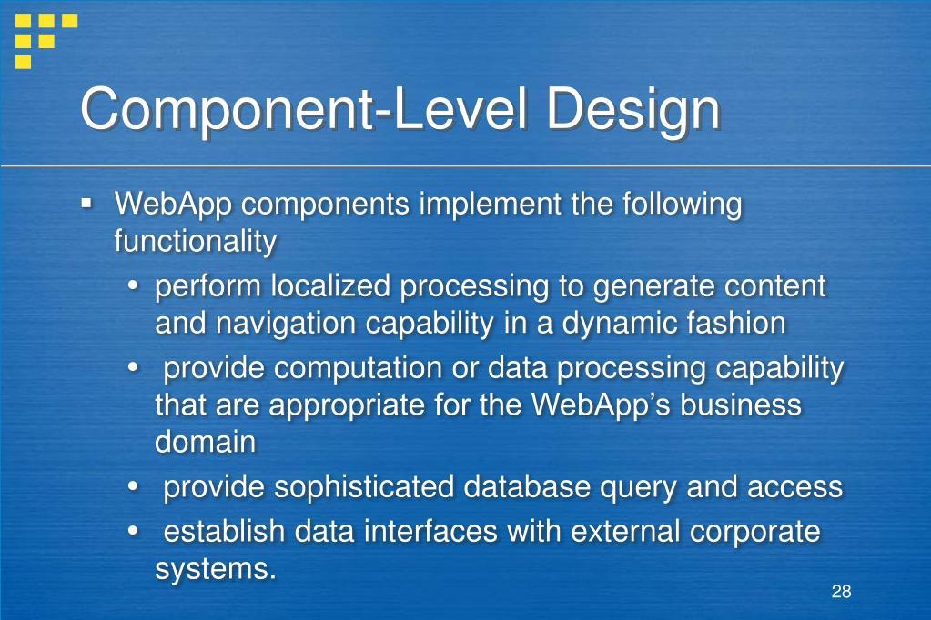 Component-Level Design