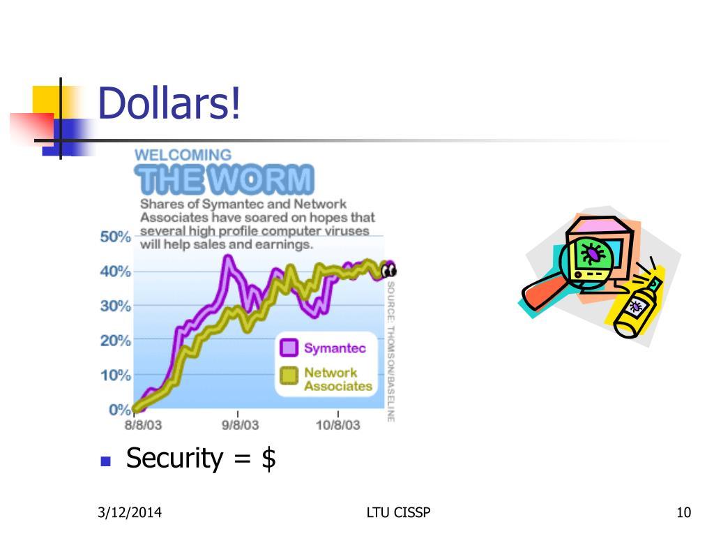Dollars!