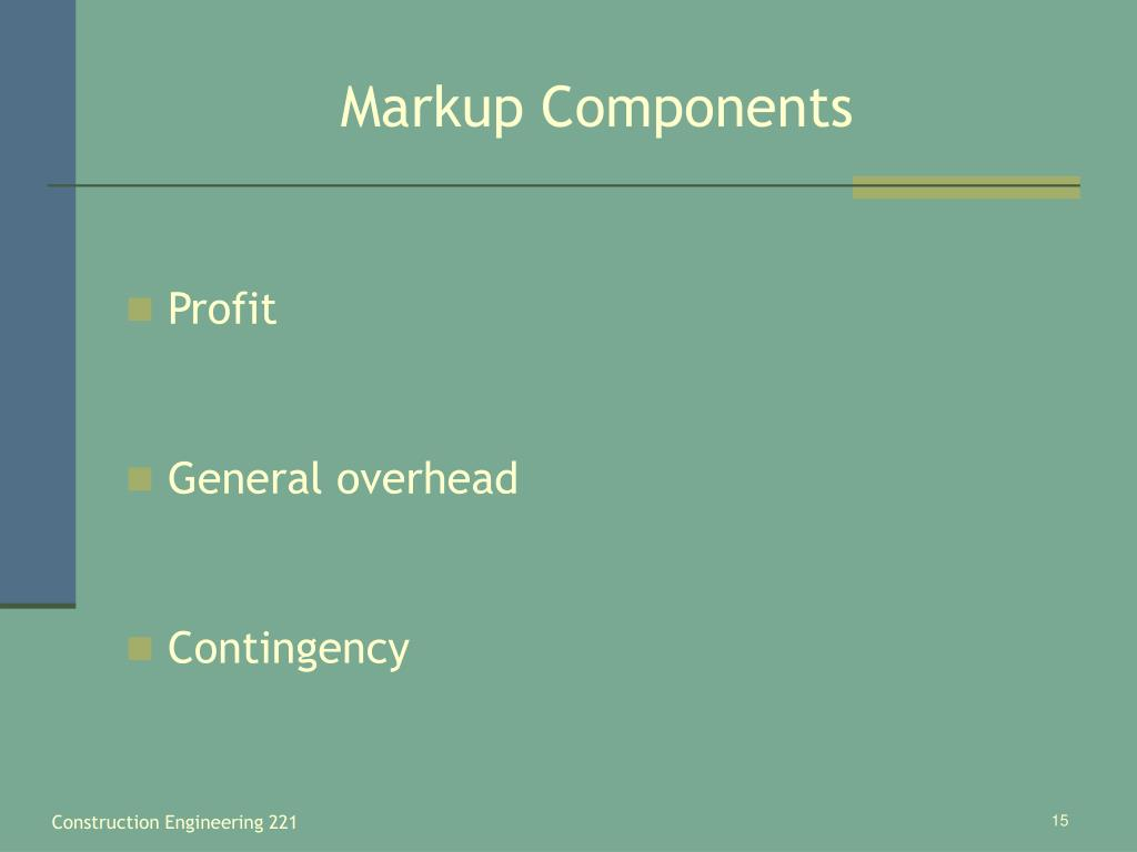 Markup Components