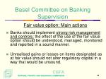 basel committee on banking supervision11