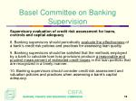 basel committee on banking supervision18