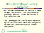 basel committee on banking supervision7