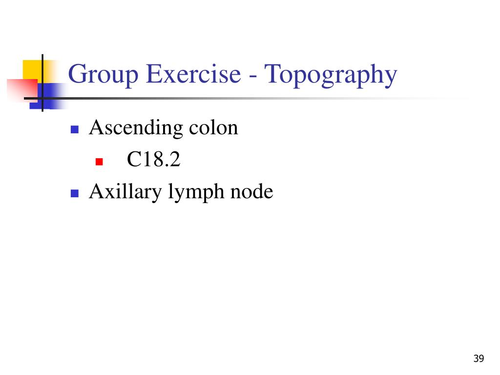 Group Exercise - Topography