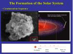 the formation of the solar system24