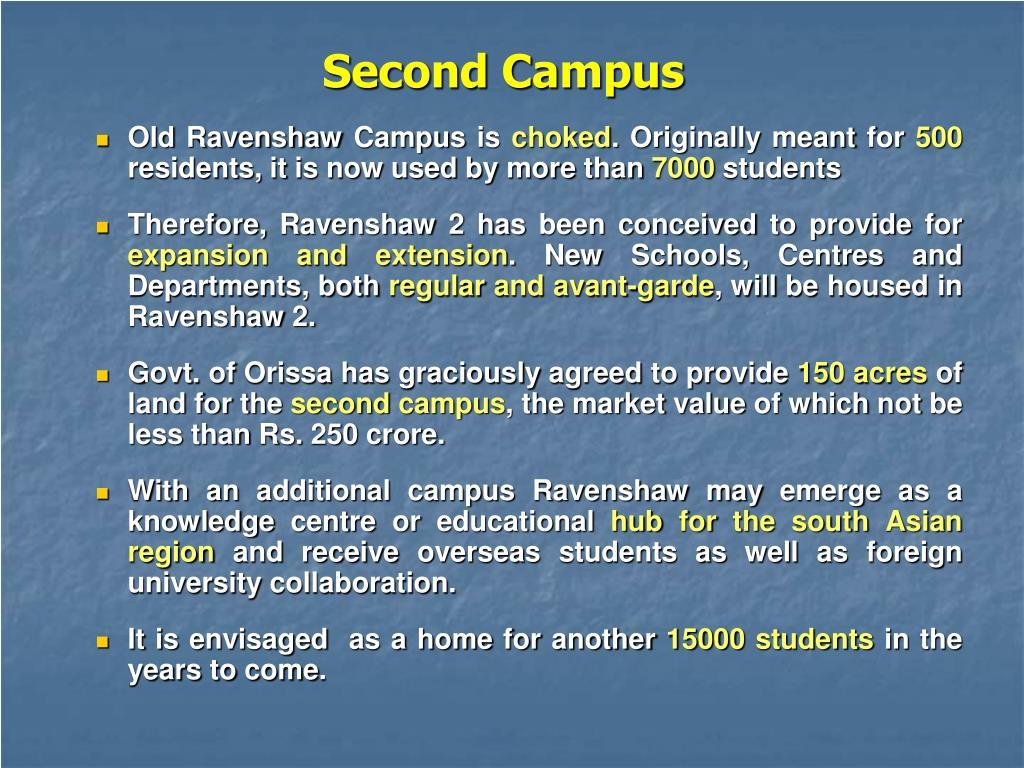 Second Campus