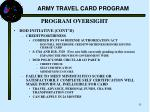 program oversight15