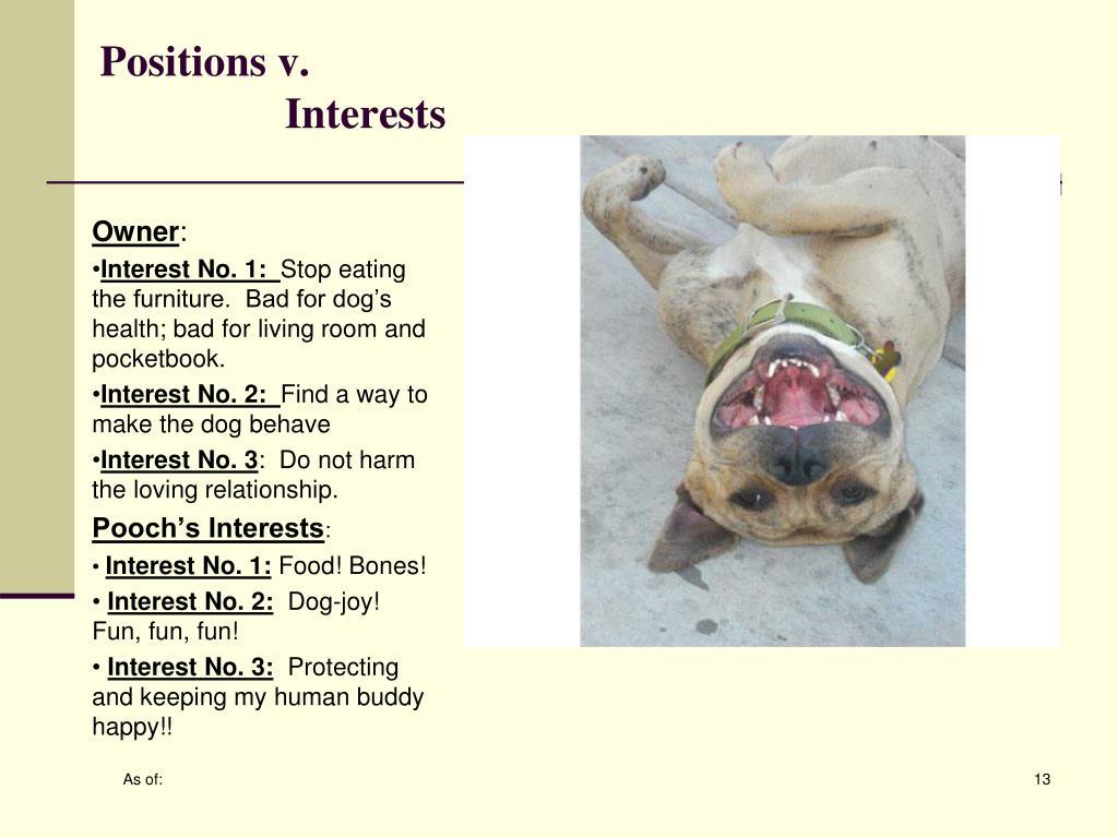Positions v.
