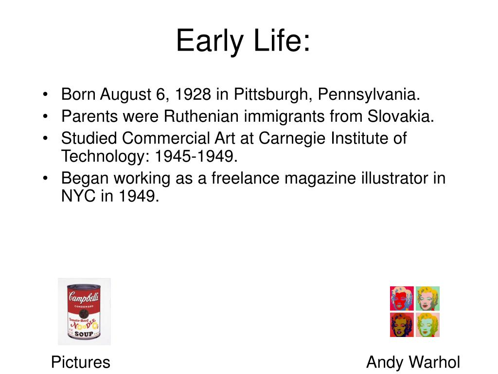 Early Life:
