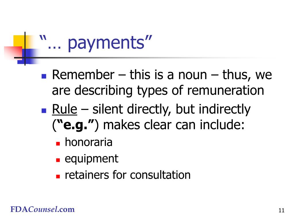"""""""… payments"""""""