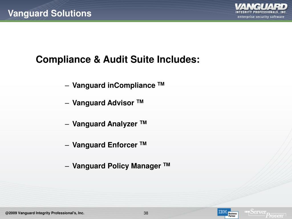 Vanguard Solutions