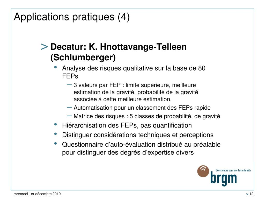 Applications pratiques (4)