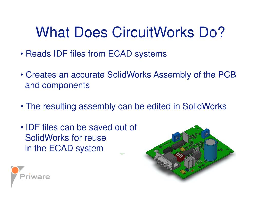 What Does CircuitWorks Do?