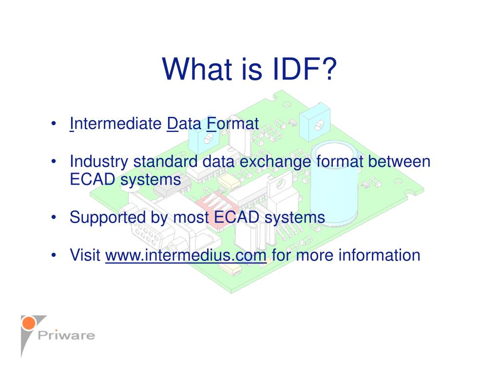 What is IDF?