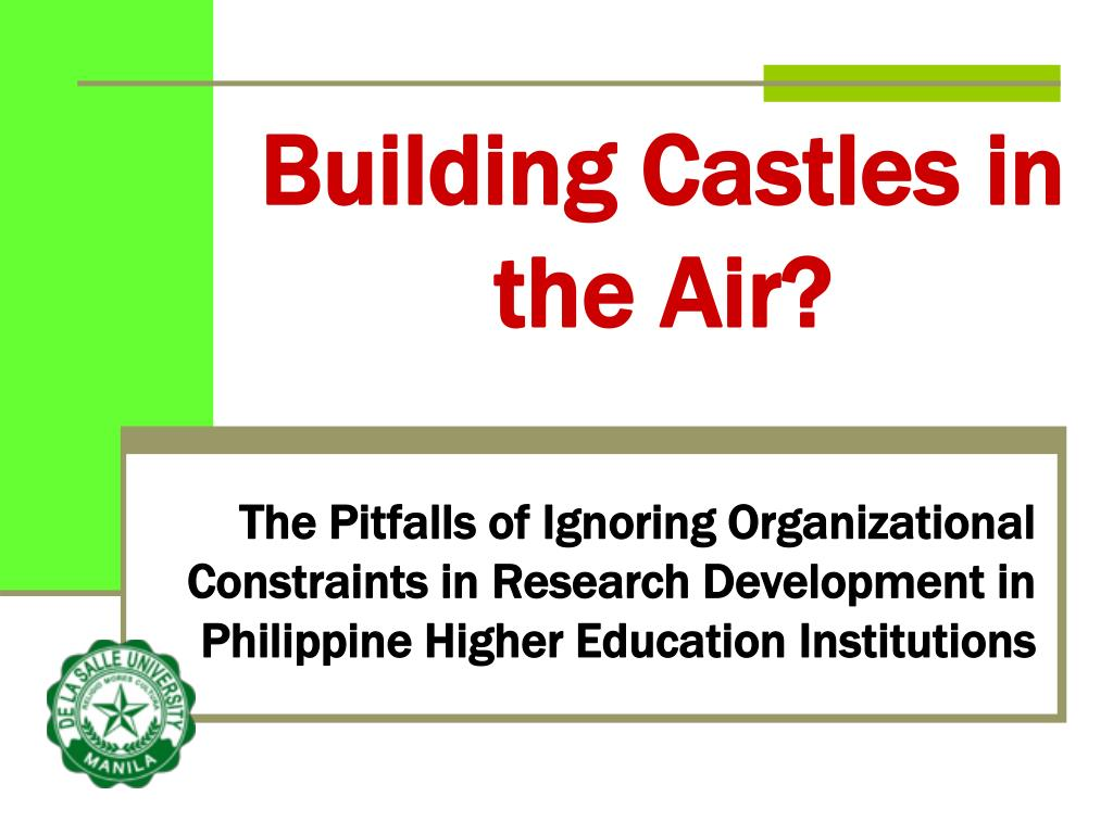building castles in the air l.