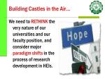 building castles in the air44