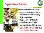 organizational features24