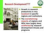 research development15