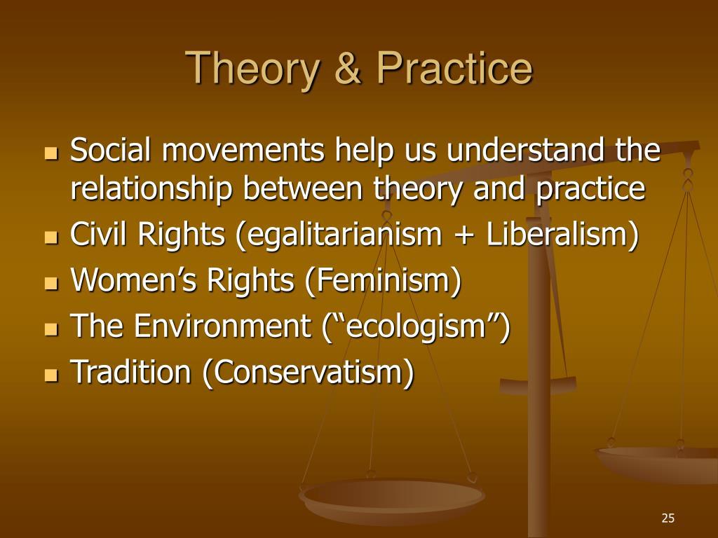 Theory & Practice