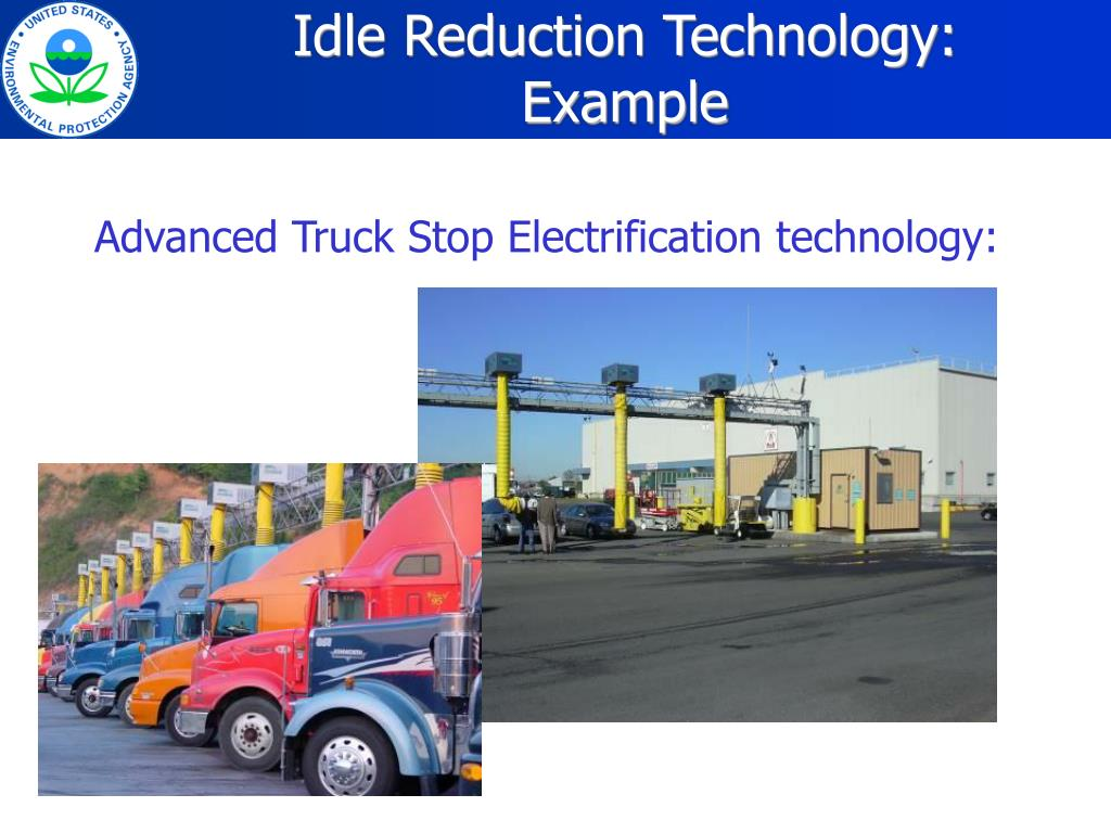 Idle Reduction Technology:
