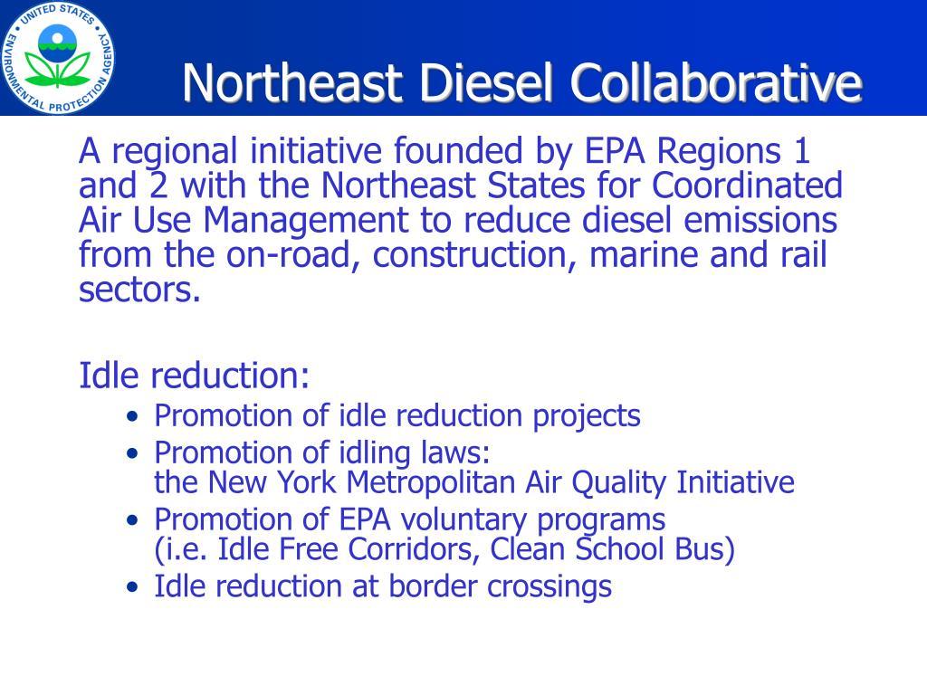 Northeast Diesel Collaborative