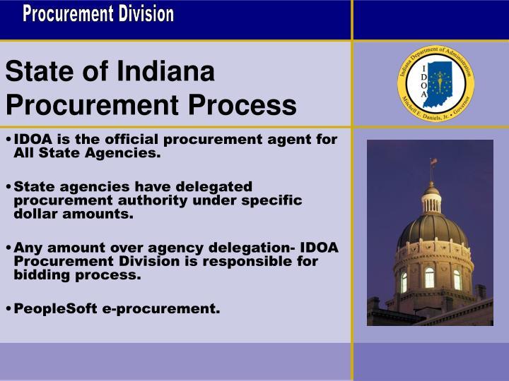 Procurement Division