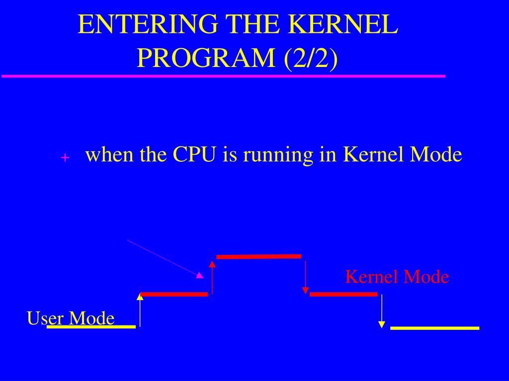 Kernel Mode