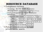 resource database24