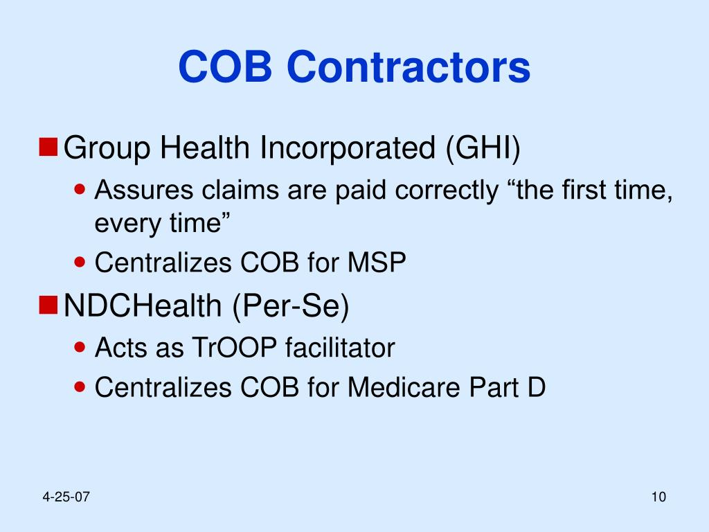 COB Contractors