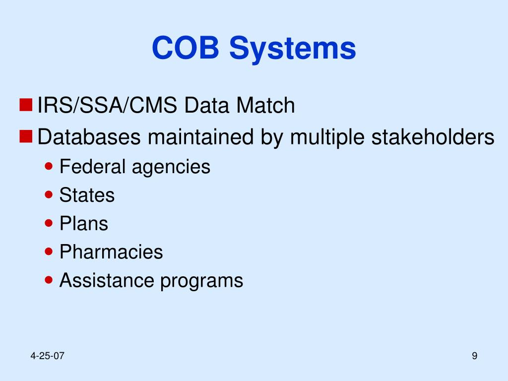 COB Systems