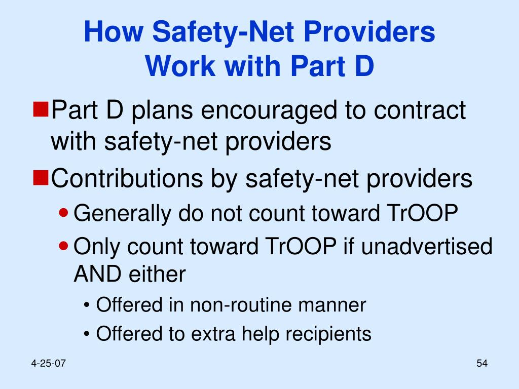 How Safety-Net Providers