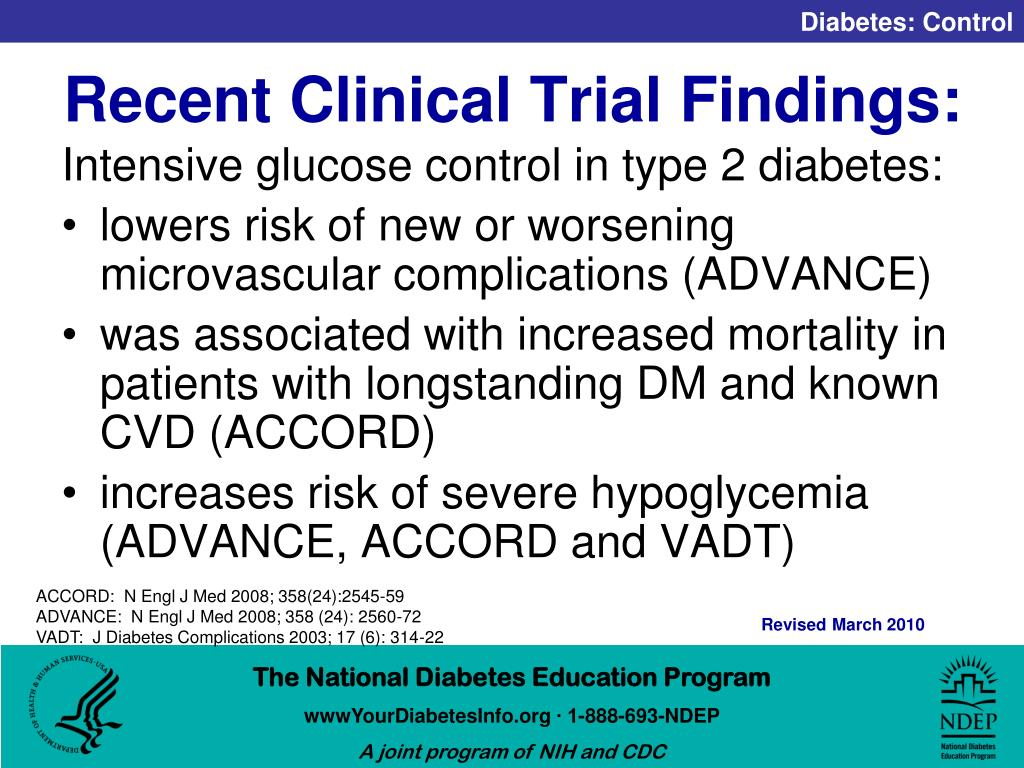 Recent Clinical Trial Findings: