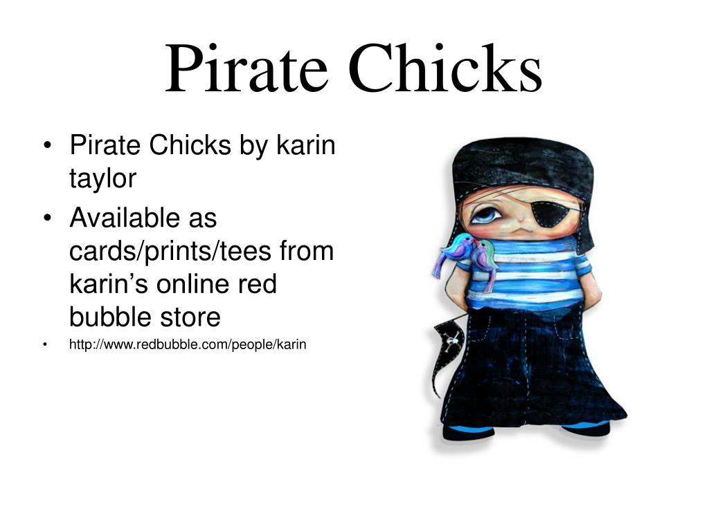 Pirate Chicks
